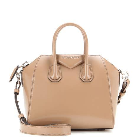 Givenchy Antigona Mini Bag givenchy antigona mini leather shoulder bag in lyst