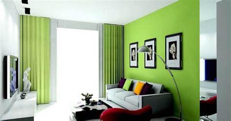 kombinasi warna cat ruang tamu  warna  cantik