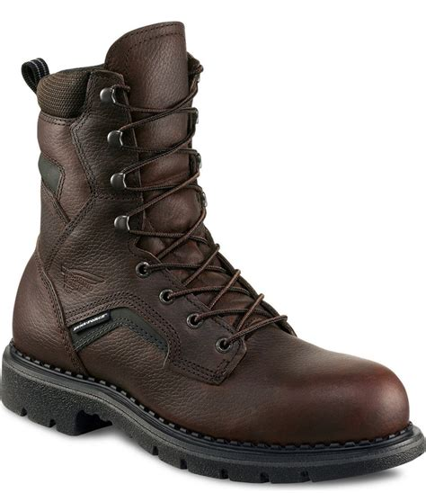 2238 wing s 8 inch boot brown electrical
