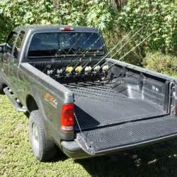 Corian Whitecap Pick Up Truck Rod Holder For F250 And F350 Trucks
