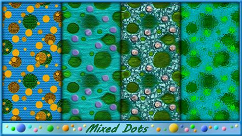 mixed patterns patterns mixed dots by allison731 on deviantart
