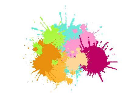 manchas de pintura manchas de pinturas vectorizadas imagui reme