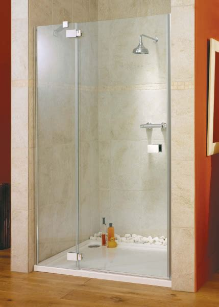 Shower Door 1200 Lakes Italia Vittoria Frameless Pivot Shower Door 1200 Silver
