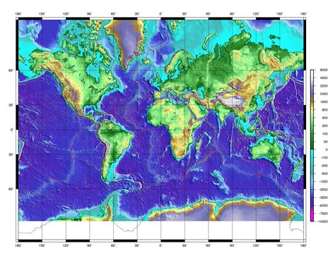 us topographic map earth earth science platform on the cutting edge professional