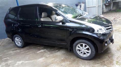 Toyota Avanza 1 3g 2012 toyota avanza 1 3 g m t 2012 hitam metalik mobilbekas