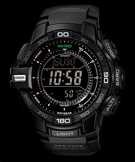 Casio Protrek Prg 270 2 Original jual jam tangan pria g shock protek prg 270 1a