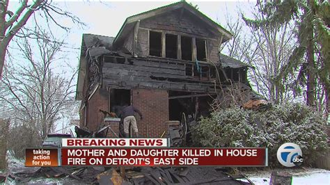how to find east side in my house two people killed in a house fire on detroit s east side youtube