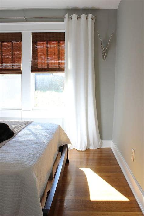 dust in bedroom grey walls grey and window on pinterest