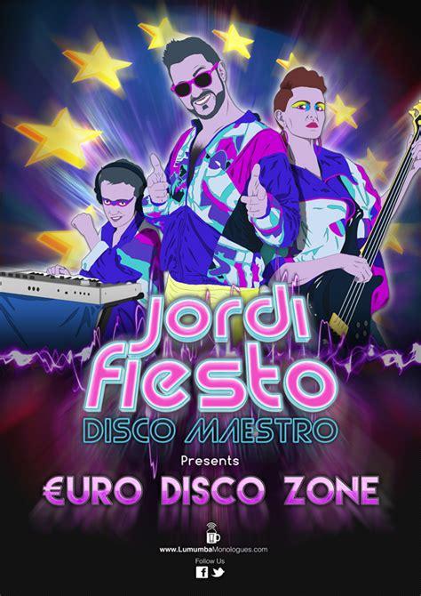 Promo Lu Disco Jordi Fiesto Disco Zone Lumumba Monologues