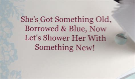 Showers Poem by Wedding Shower Poems And Quotes Quotesgram