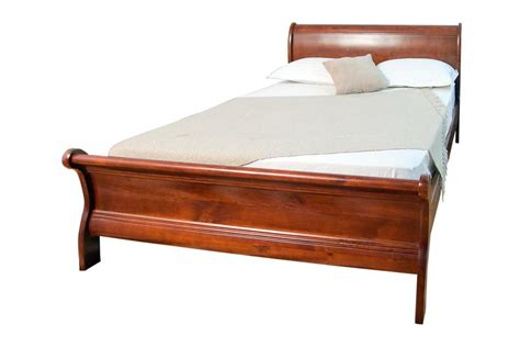 King Sleigh Bed Frame Sleigh Bed Frame Modernity Gray King Sleigh Bed Brown Alisdair Sleigh Bed View 5