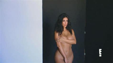 Kim Kardashian Naked Thefappening Page