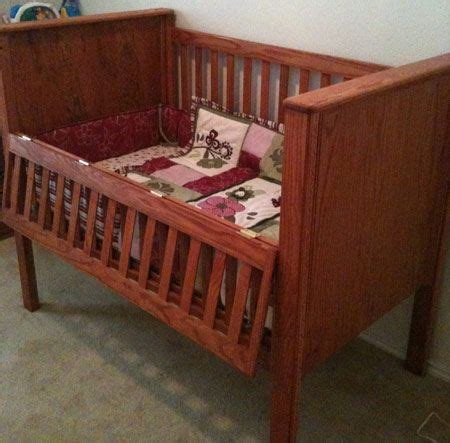 cribs with drop gates make so much easier baby