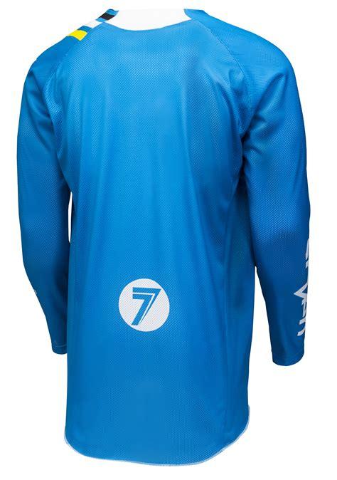 mens motocross jersey seven mx s rival strike motocross jersey ebay