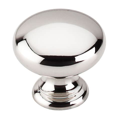 Polished Nickel Knobs For Cabinets by Top Knobs Hardware Cabinet Knob In Polished Nickel Finish