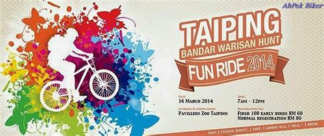 rider fan bike ahpek biker rides again perak taiping