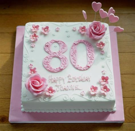 Th Birthday Cake Ideas For by Image Result For 80 Th Birthday Cake Nannys 80th
