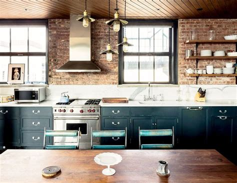 exposed brick kitchen 25 best ideas about exposed brick kitchen on pinterest brick wall kitchen kitchen brick and