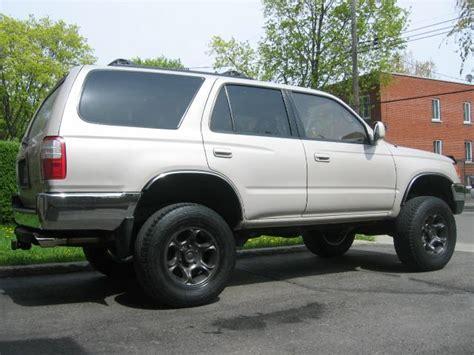 96 toyota 4runner sr5 96 02 black silver ltd edition 4runner picture thread