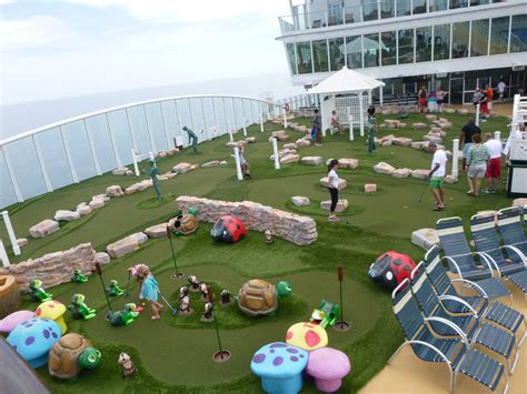 the of a activity on royal caribbean oasis of the seas cruise ship cruise critic