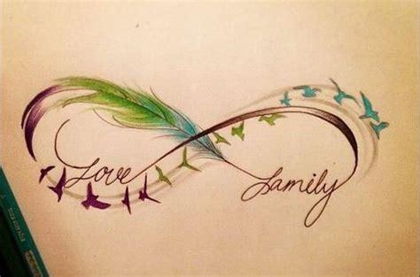 infinity double heart tattoo image joy studio design