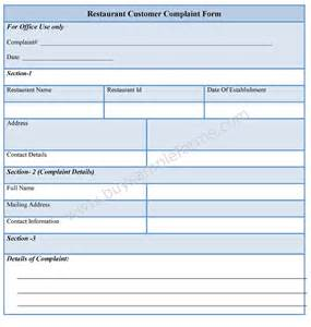 customer complaint template pics for gt customer complaint template