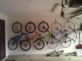 Best Garage Organization Ideas - garage bike storage i need ideas mtbr com