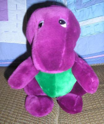 barney backyard gang doll ultra rare original barney the backyard gang dakin lyons