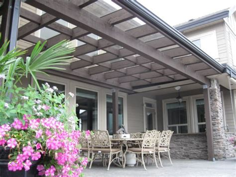 patio with skylights     Enclosures, Firepits, Patio