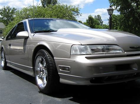 automobile air conditioning service 1990 ford thunderbird navigation system 1990 ford thunderbird sc 10 000 possible trade 100603566 custom show car classifieds show