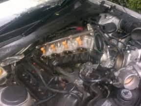 Jaguar Xf Coolant Leak 2002 S Type 4 2 V8 Na Coolant Leak Rear Of Engine Jaguar