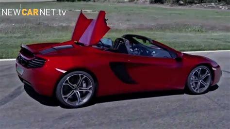 nissan spider car weekly mclaren mp4 12c spider mazda mx5 gt at