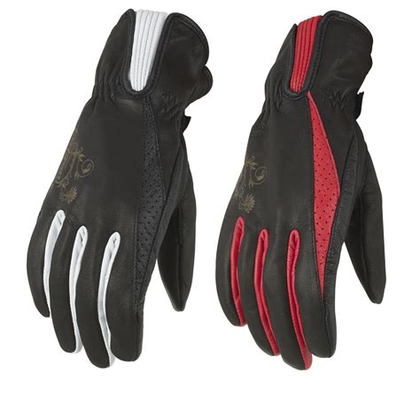 ladies motorcycle gloves furygan pretty ladies summer full leather breathable