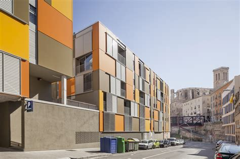 urban housing development gallery of housing and urban development project in manresa pich aguilera architects 2