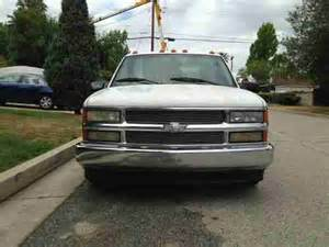 sell used 1996 chevy dually ck3500 in nuys