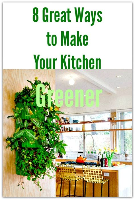 8 Ways To Make New Friends by 8 Great Ways To Make Your Kitchen Greener Live A Green