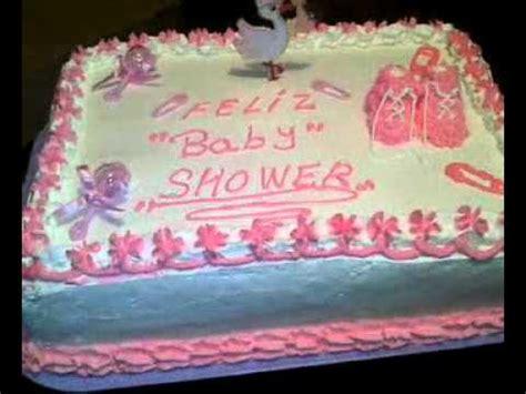 Pasteles De Baby Shower Para Niña by Pastel De Baby Shower Para Ni 241 A