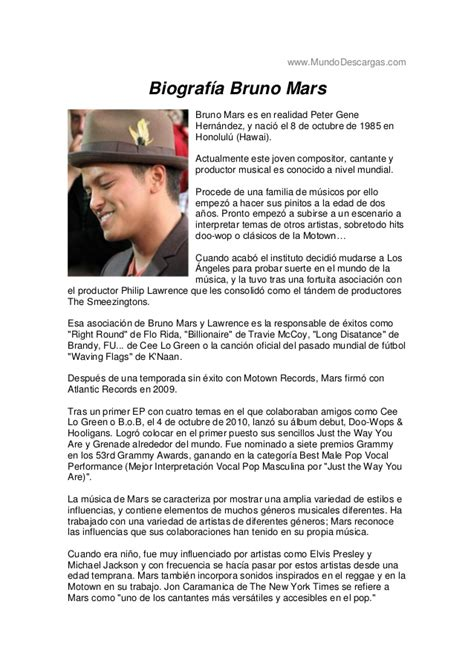 biography messi en ingles biografia de bruno mars