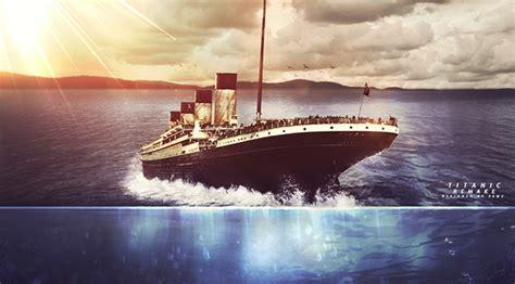 titanic film remake titanic remake on behance