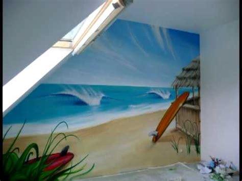 chambre de enfant a 233 rosoleil decoration graff surf chambre d enfant