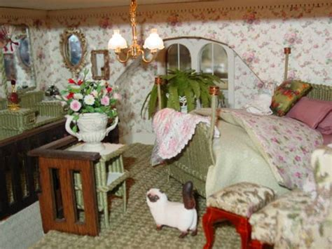 how to make dolls house curtains dollhouse window treatments july 2009 newsletter