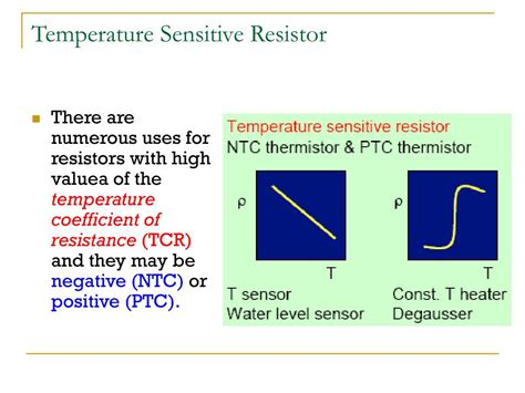 temperature sensitive resistor ppt introduction to electroceramics powerpoint presentation id 257359
