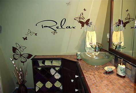 bathroom butterfly decor custom vinyl stick ons decor for bathroom zee blog by dezign with a z