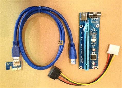 hashpower do pci usb risers lower the hashing rate