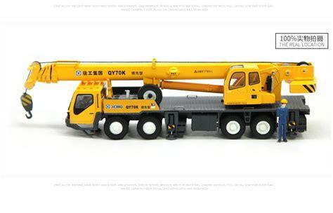 Diecast Truck Crane 1 50 scale model xcmg qy70k hydraulic truck crane
