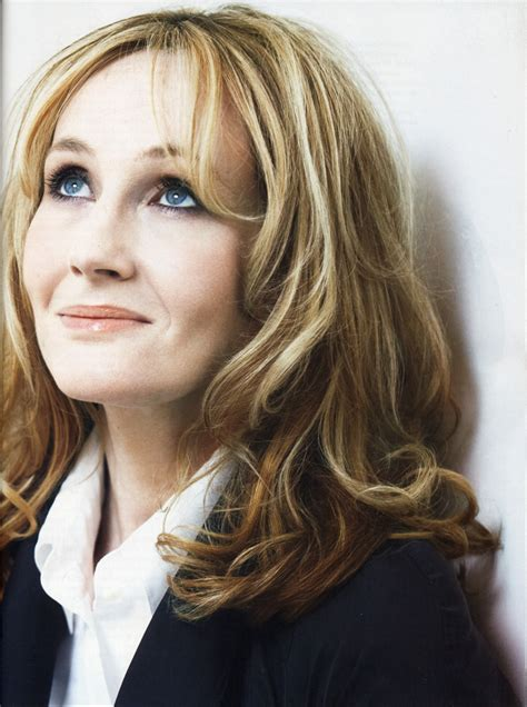 j k j k rowling short biography and timeline