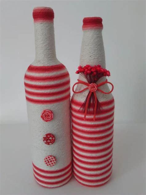 garrafas decoradas home decorative bottles garrafas decoradas barbante