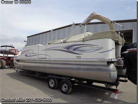 phoenix boats for sale in michigan 2006 crest savannah pontooncats