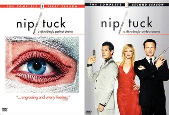Book Review The Nervous Guide To Nip Tuck By Bowler by Nip Tuck Complete 1st Second Seasons 9 Dvd