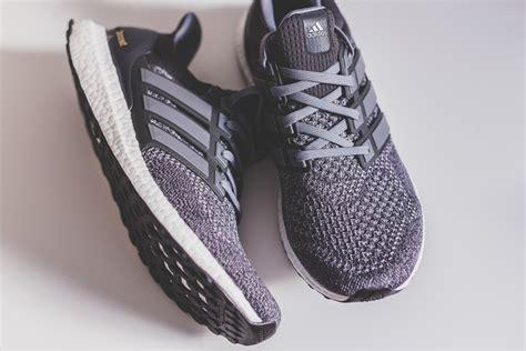 Adidas Ultraboost Black Silver Premium Quality s adidas ultra boost mystery grey